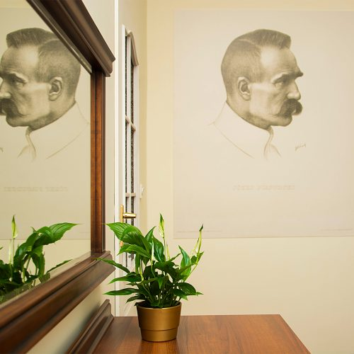 Savoy Spała Apartament Piłsudski