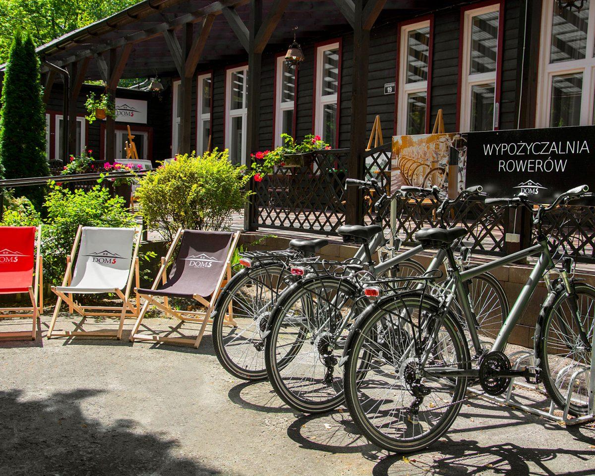 Trasy biegowe i rowerowe
