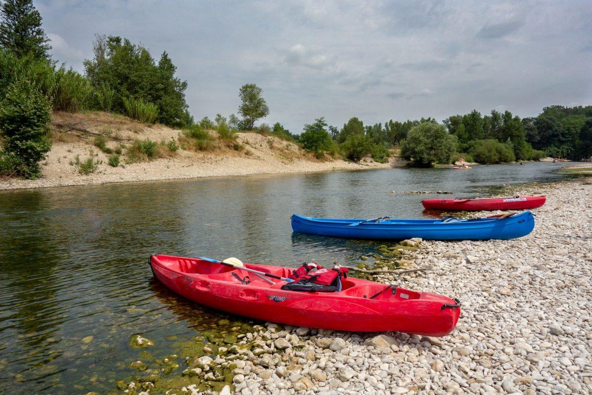 Spływ kajakowy rzeką Pilicą